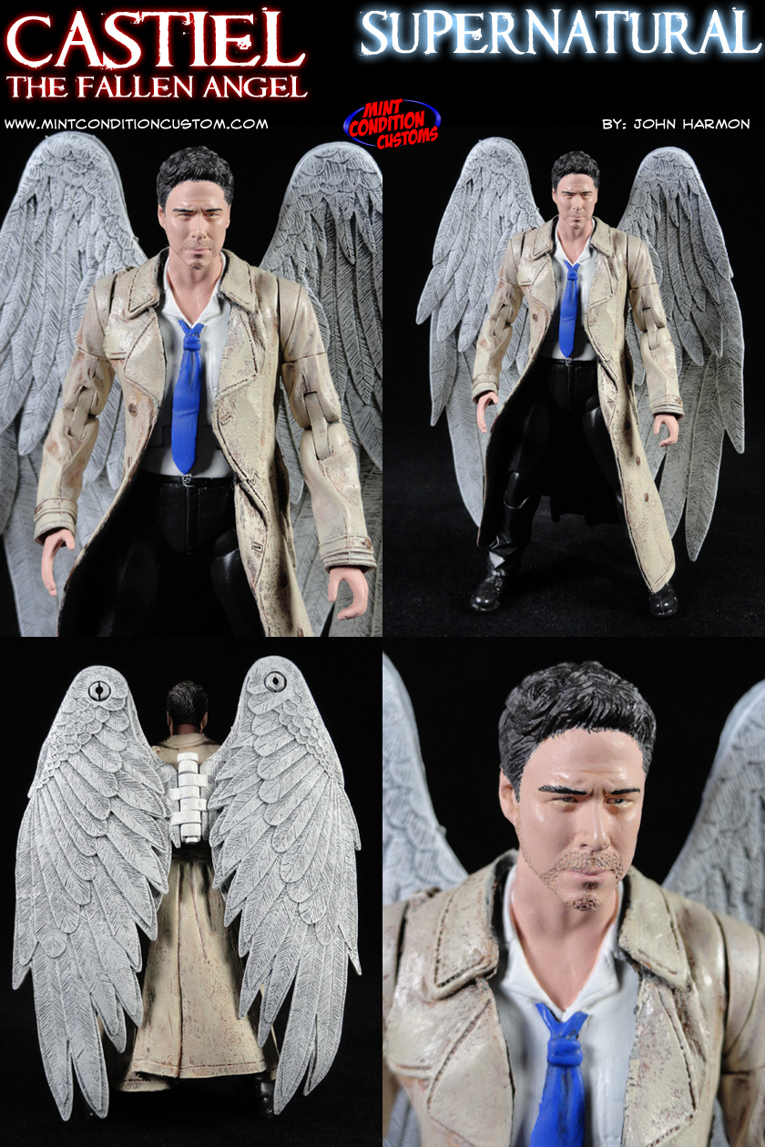Fun Action Figures Angel 6 Action Figure