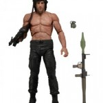 News – NECA Rambo 2 & Bioshock Infinite Booker DeWitt Now Available!