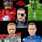 Custom Action Figure – Wedding Avengers (Groom & Groomsmen Gifts)