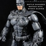 Custom Action Figure – Batman Arkham Origins w/ Shock Gloves & Thor the Dark World w/ Poseable Cape!