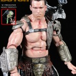 Custom Action Figure – Predator Armor Dutch Schaefer