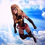ACBA of the Day – Ms Marvel by Metaldriver89