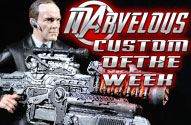 Marvelous Custom of the Week - Agent Phil Coulson (Movie Style) Custom Action Figure