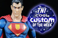 TNI Cool Custom of the Week - Ultraman (Movie Concept) DC Custom Action Figure
