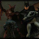 ACBA of the Day – Manbat VS Batman by LOCUST