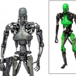 NECA SDCC Exclusive Terminator 2 Endoglow Endoskeleton Action Figure Revealed