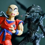 ACBA of the Day – Krillin vs. Dog Alien Xenomorph by FranciscoAraujo261