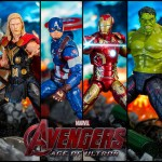 ACBA of the Day – Marvel Legends Avengers Age of Ultron by Mickeyrdj