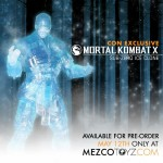 Mezco SDCC 2015 Exclusive 6″ Mortal Kombat X Ice Clone Sub Zero Action Figure Revealed