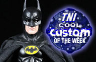TNI Cool Custom of the Week - Batman 1989 Movie Style DC Custom Action Figure