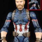 New Custom Action Figure – Captain America, Avengers Infinity War (I'm Back!)