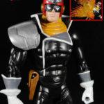FALCON PUNCH! Captain Falcon Custom Action Figure
