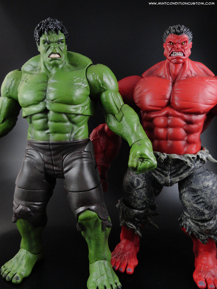 Review - The Hulk - The Avengers (Movie), Marvel Select ...